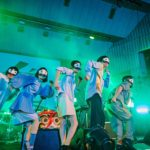 ゲスの極み乙女。「丸三角ゲス」ツアーファイナル野音ライブレポ到着!新曲を初披露!