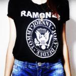 女の子必見!夏のマストアイテム「ロックTシャツ」人気のバンド